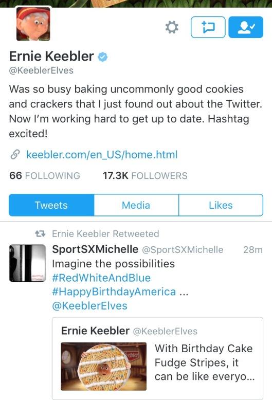 ErnieKeebler